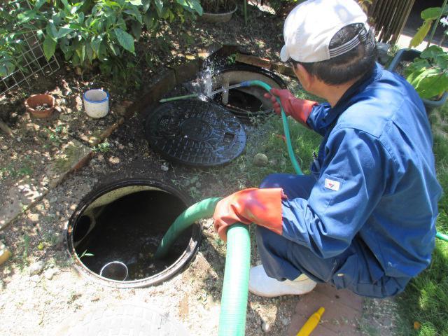 浄化槽|株式会社西本商事_c